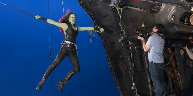 Guardians of the Galaxy Gamora