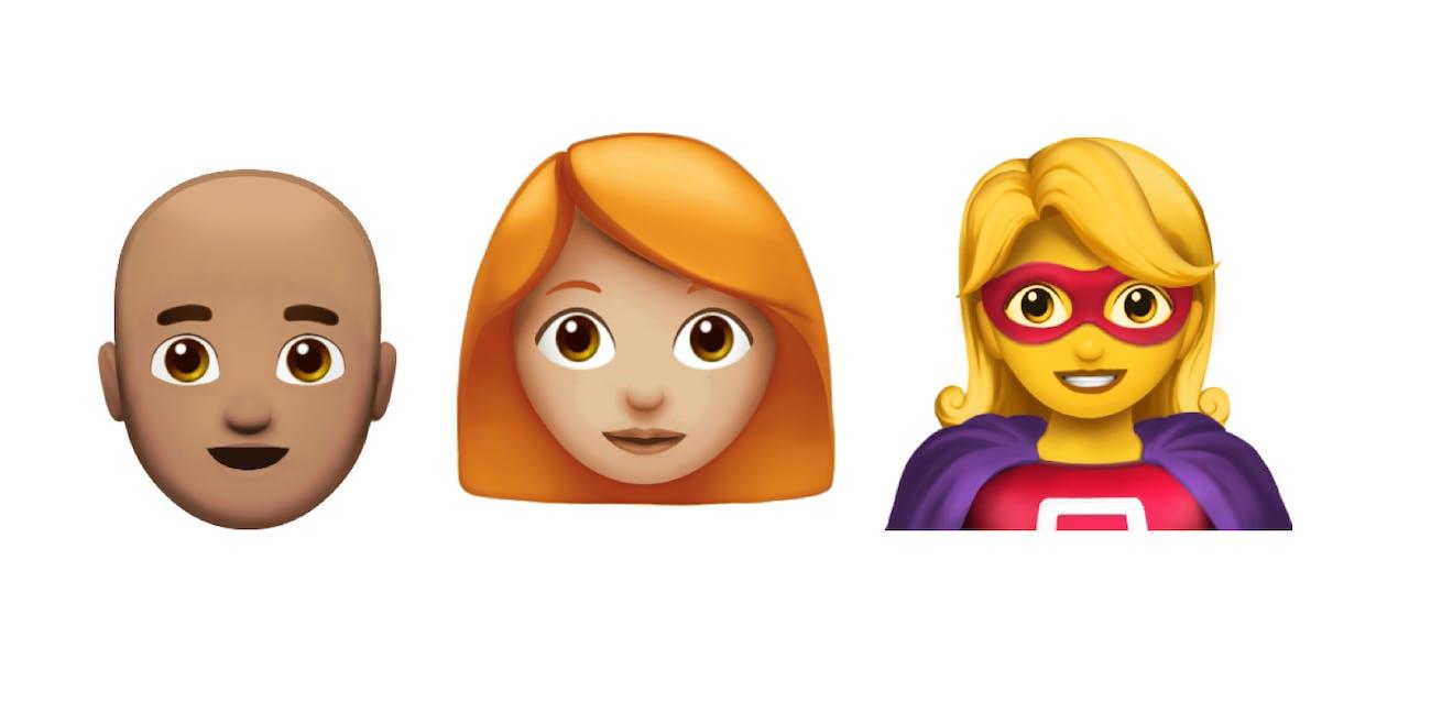70 new emoji apple