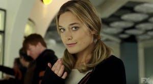 Rachel Keller as mutant Sydney Barrett on FX's 'Legion'
