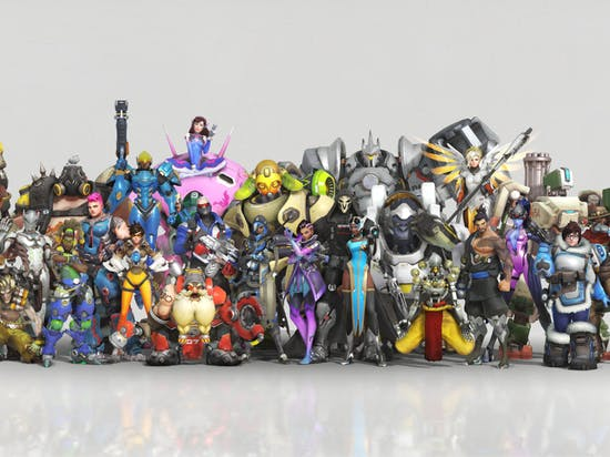 The 'Overwatch' Anniversary Emotes Are Some of Blizzard's Best
