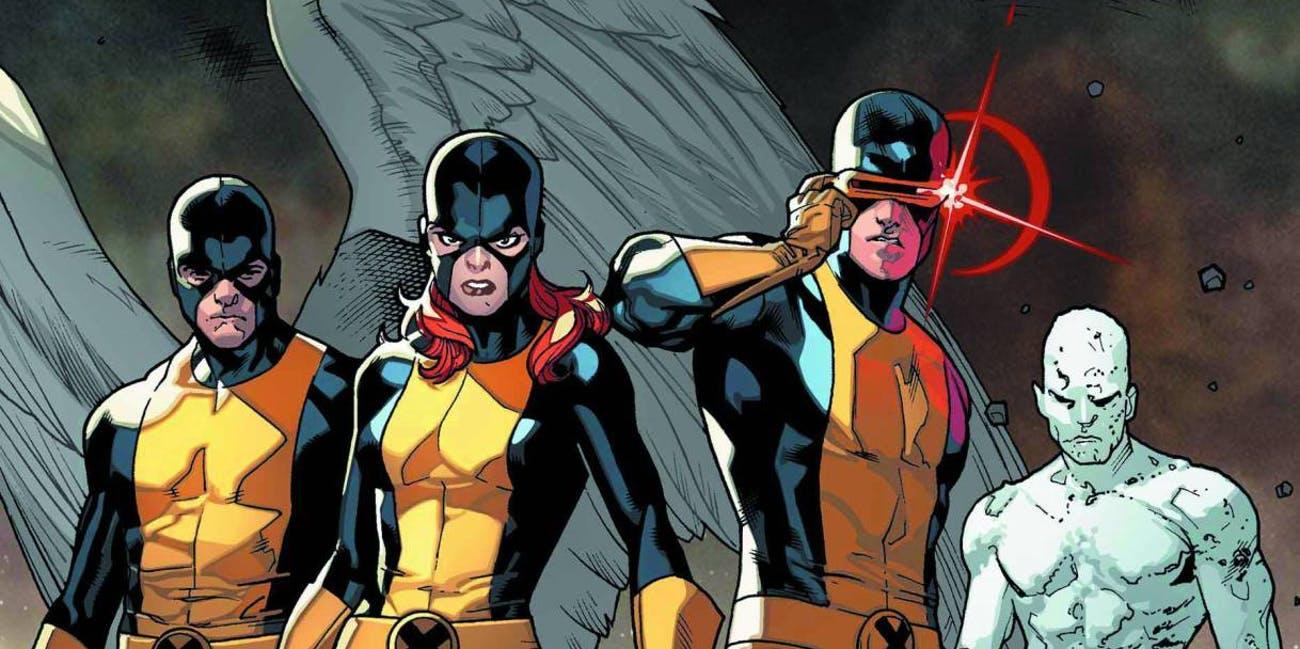 Marvel X-Men Stuart Immonen