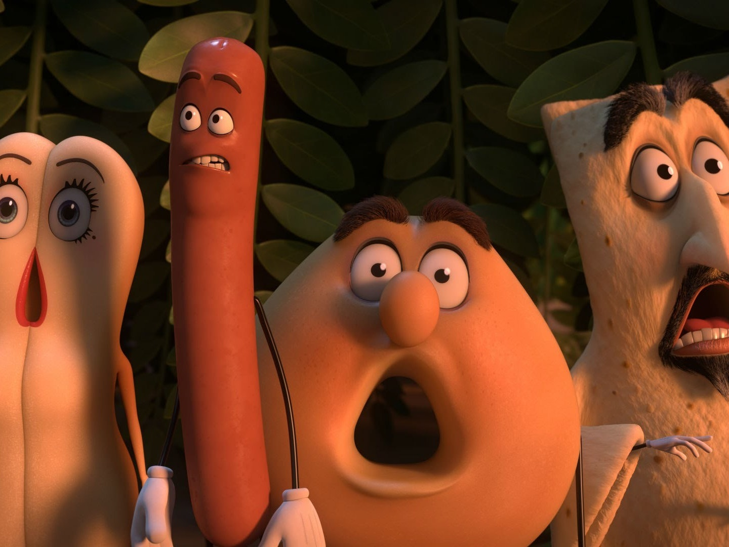 'Sausage Party' Is the Inspiring, Humanist Film That 2016 Needs