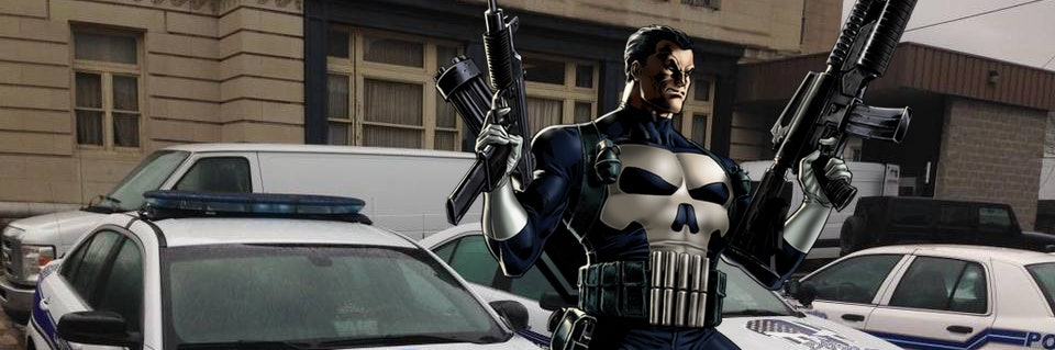 punisher cops
