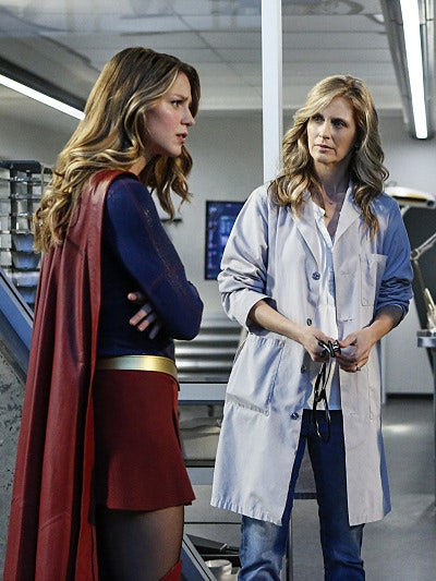 'Supergirl' barely had anything to do with the big Arrowverse crossover.