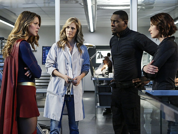 'Supergirl' Was Hardly an Arrowverse Crossover, But It Was Good