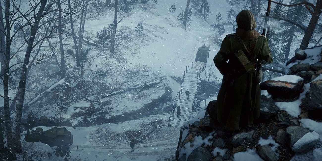 Electronic Arts DICE EA Play Battlefield 1 In the Name of the Tsar DLC Expansion E3 2017