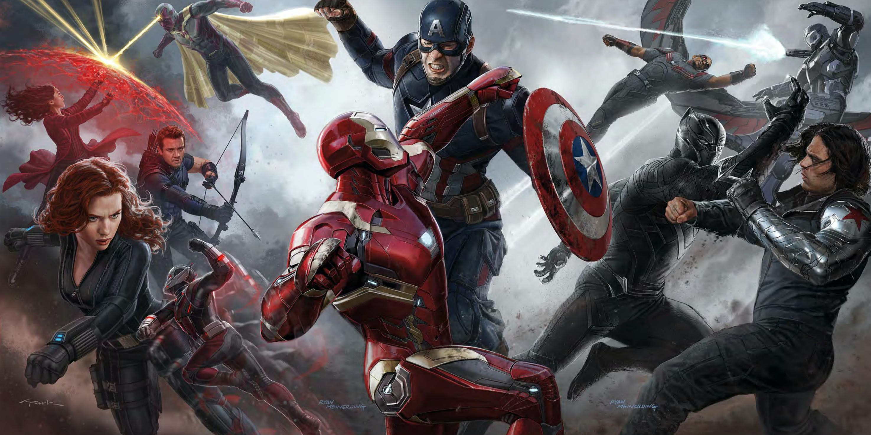 'Captain America: Civil War' Won 2016 in the Box Office