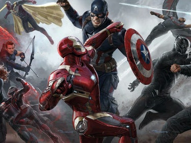 'Captain America: Civil War' Won 2016 in the Box Office