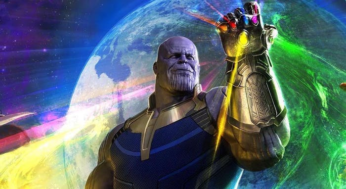 We know from this shot that if Thanos fills up the entire Gauntlet, here's where each Stone will go.