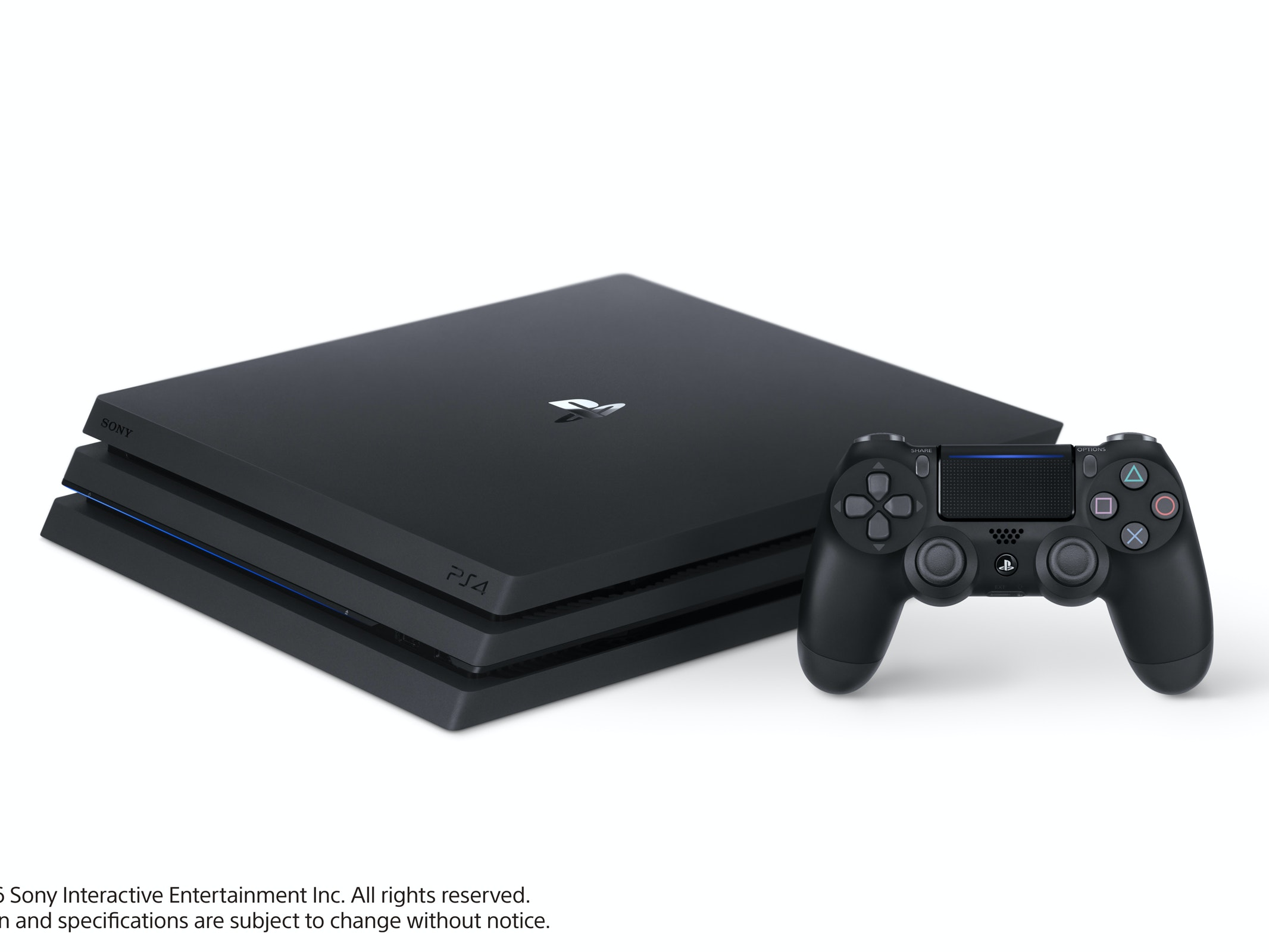 The PlayStation 4 Pro is for ... well, pros.