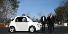 Why Not Treat Self-Driving Cars Like the FAA Does Airplanes?