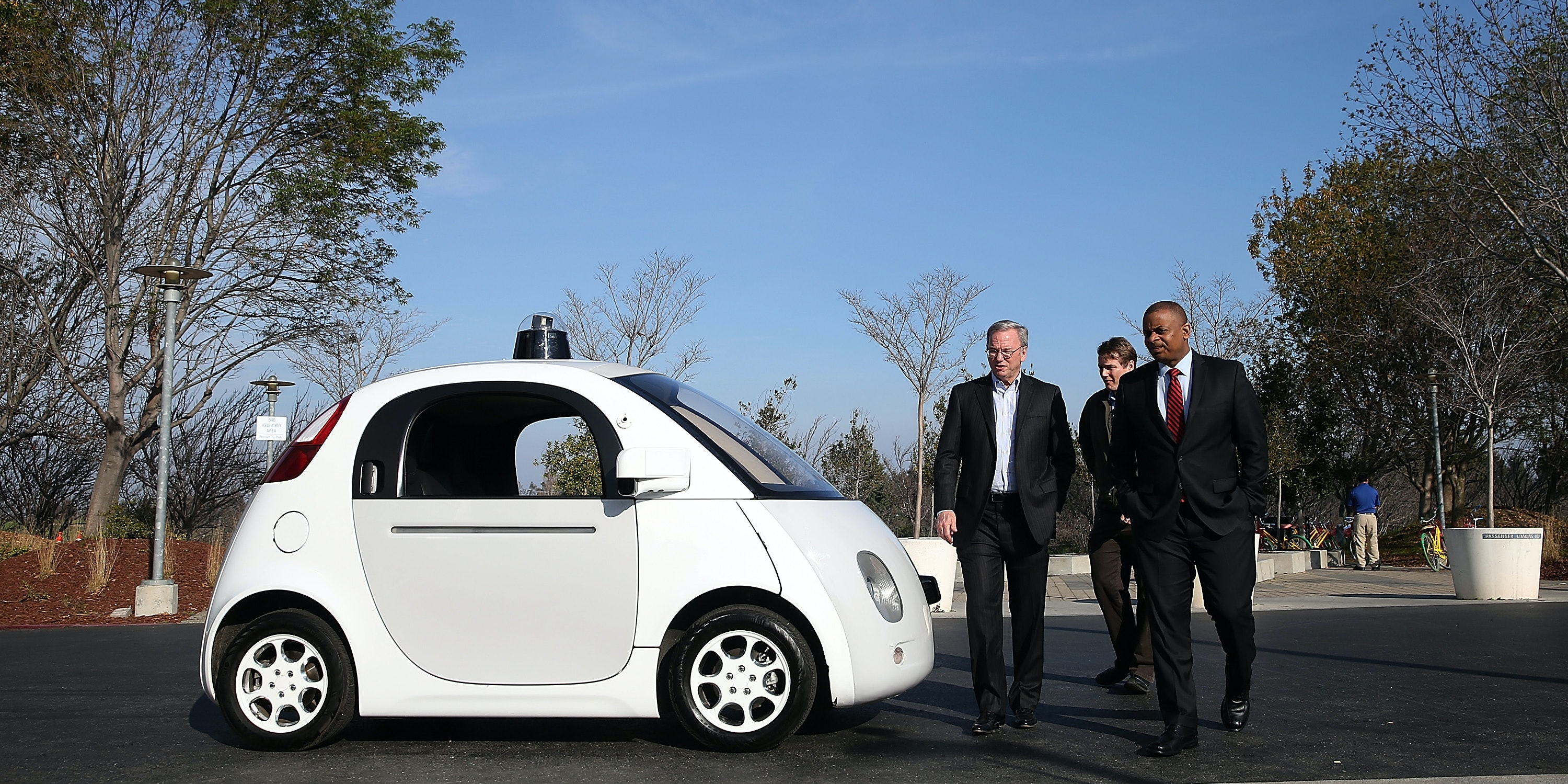 Why Not Treat Self-Driving Cars Like the FAA Does ...