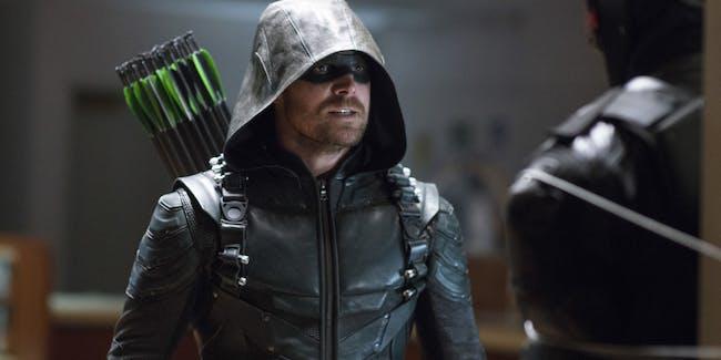Arrow Vigilante Prometheus