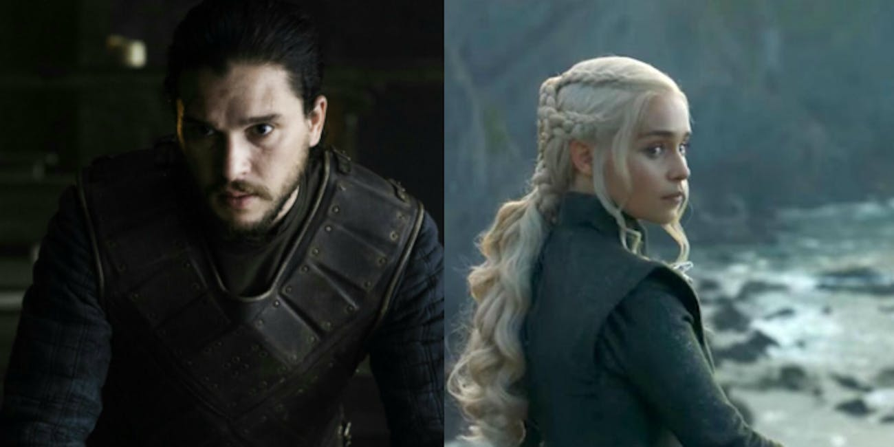 Dany and Jon will finally meet in 'Game of Thrones' Season 7.