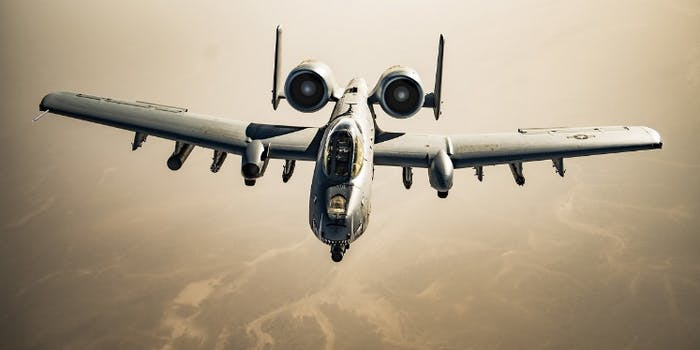 Air Force A1 Warthog