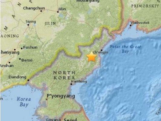 UPDATE: North Korea Tests Hydrogen Bomb