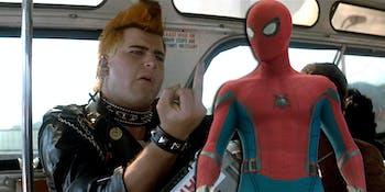 Spider-Man Marvel Star Trek
