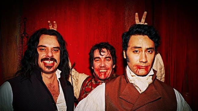 Vladislav, Deacon, and Viago.