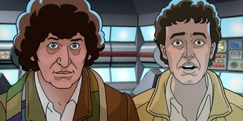 """Shada"" is an epic, scholarly adventure for the 4th Doctor."