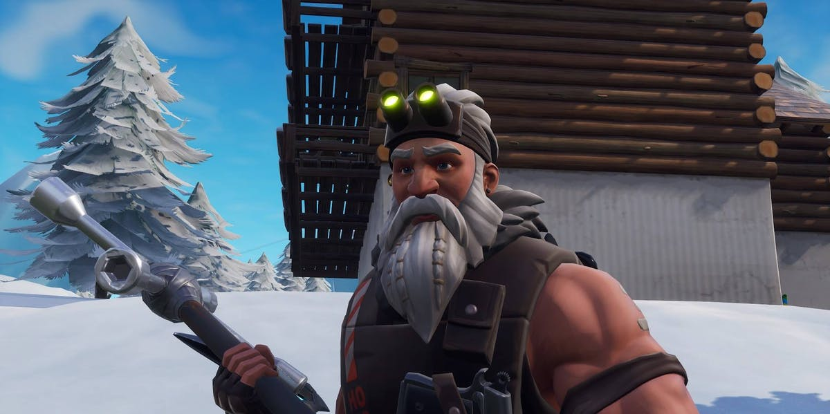 'Fortnite' Between 3 Ski Lodges: Here's Exactly Where To