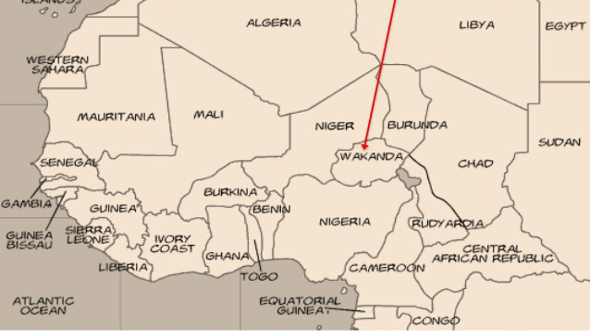 An Economist S Theory About Wakanda Explains Its Prosperity Inverse