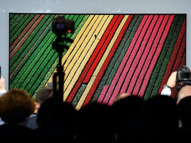 What's Up With OLED? The TV Technology is Causing a Storm at CES