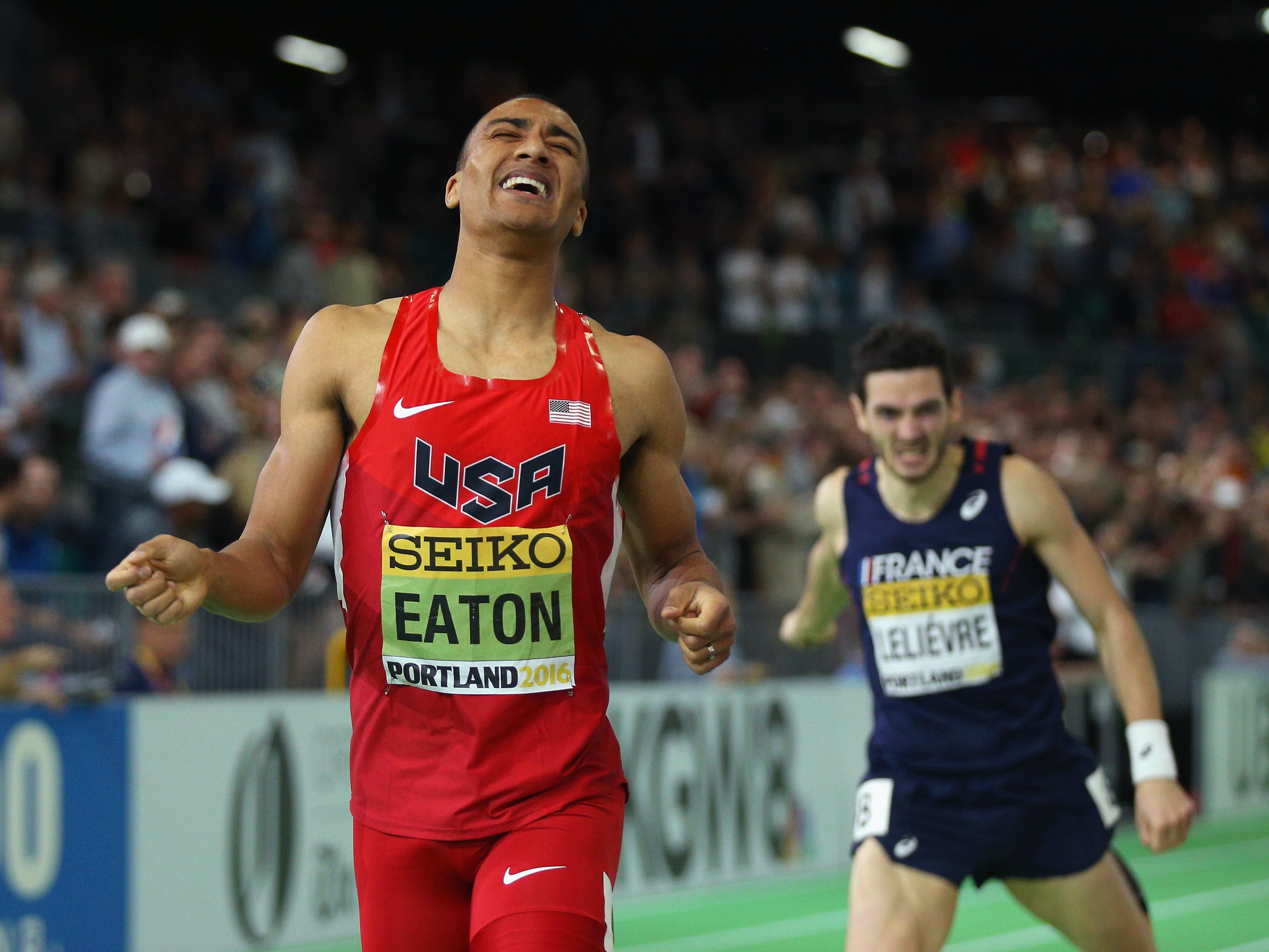 How Does Your Body Recover From a Decathlon?