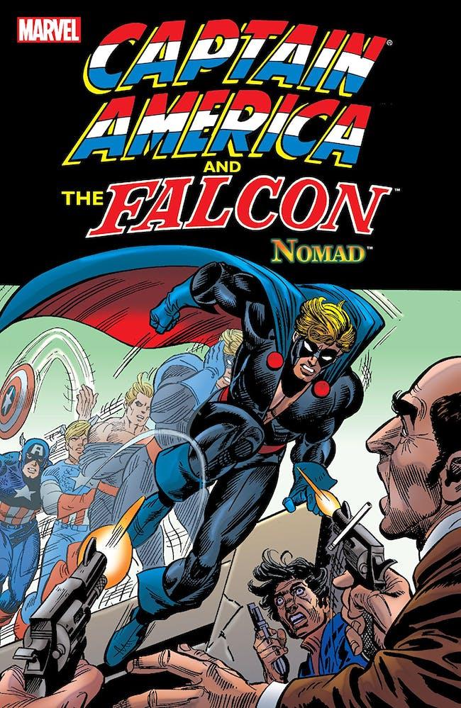 Captain America Nomad Avengers Infinity War