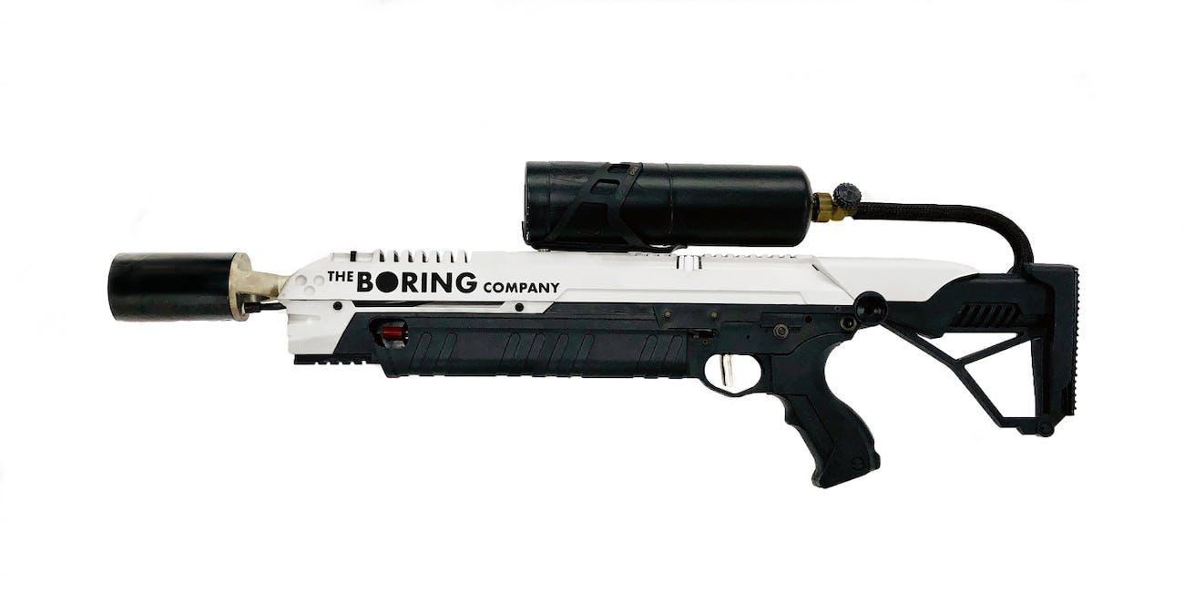 Boring Company Flamethrower