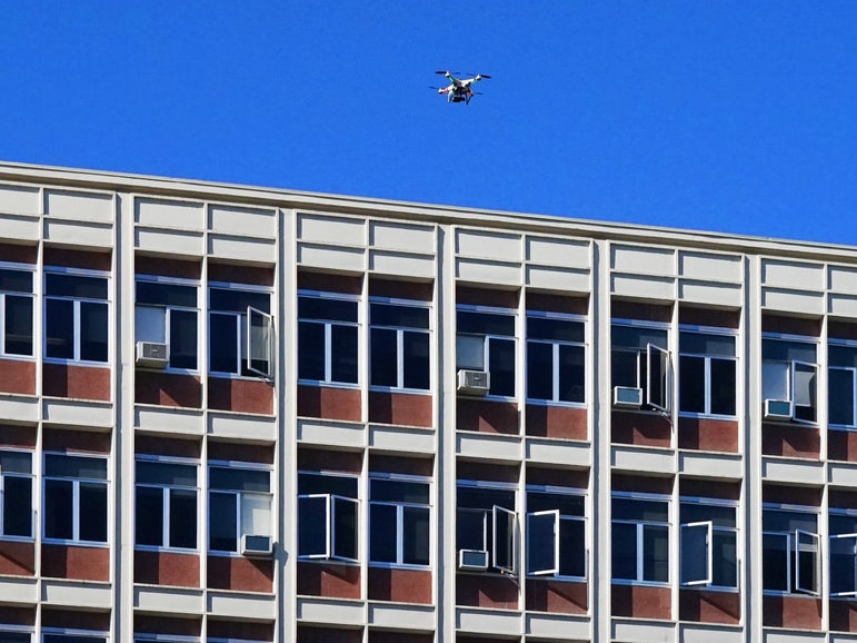 American Colleges Wage a Quiet War on Campus Drones