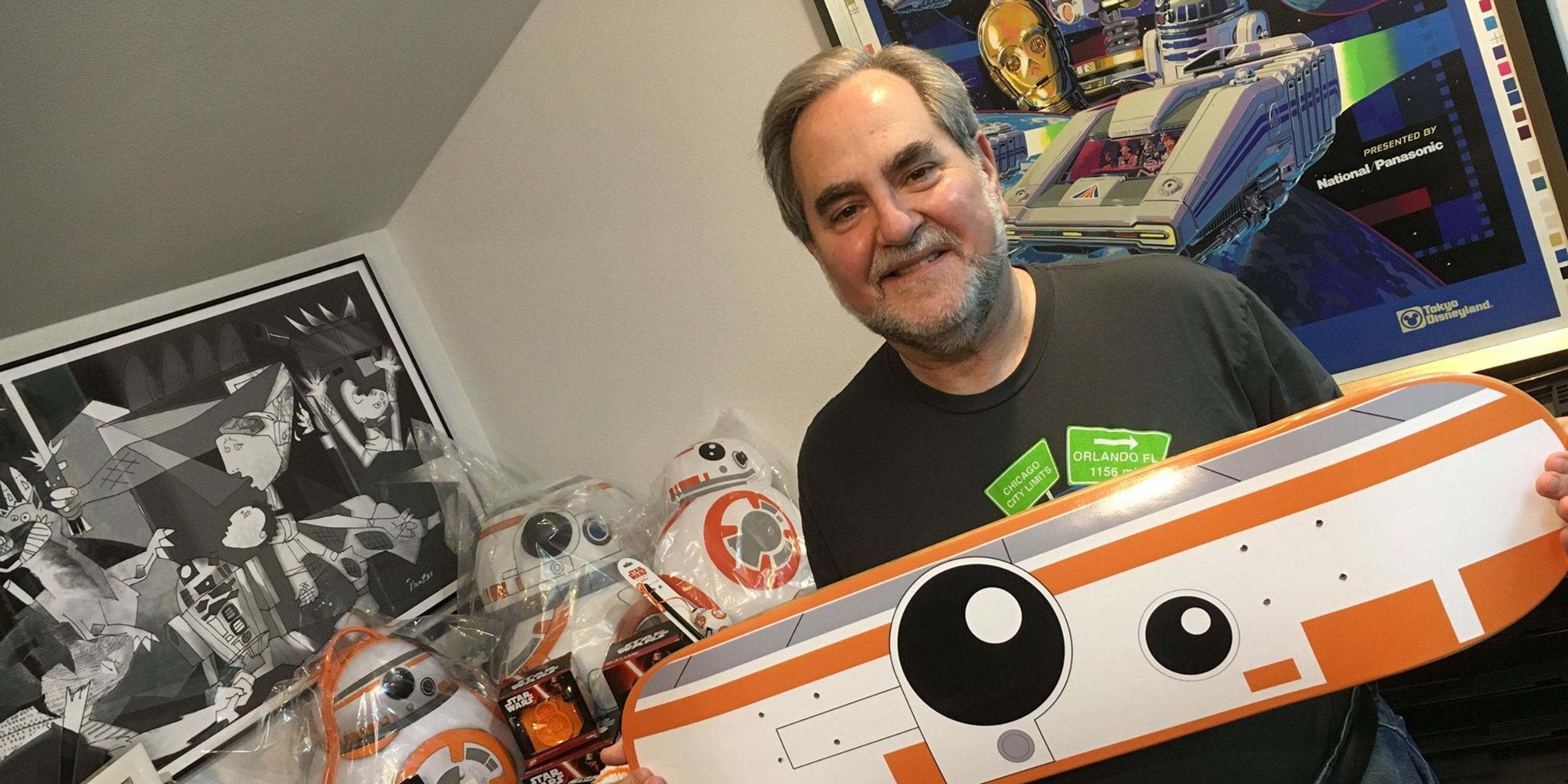 Inside Rancho Obi-Wan, the Center of the 'Star Wars' Merch Universe