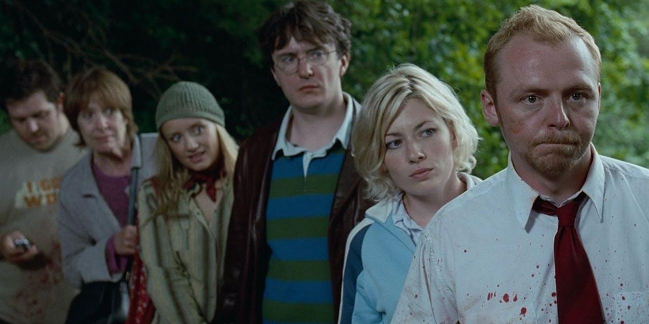 Netflix 'Shaun of the Dead'