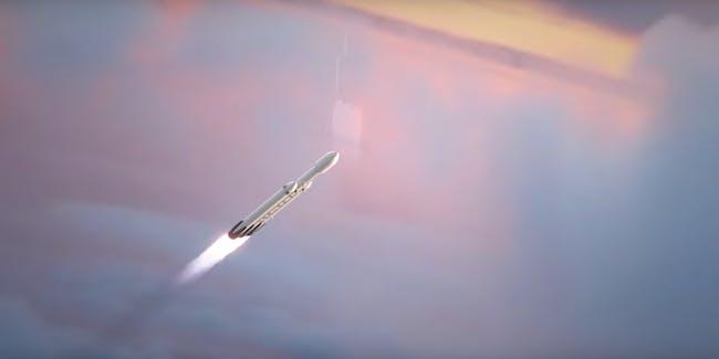 falcon heavy rocket elon musk