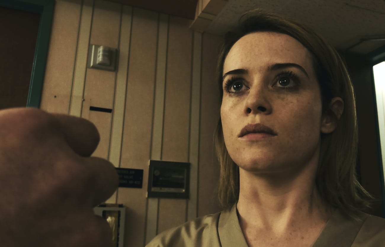 Claire Foy Unsane Steven Soderbergh iPhone movie
