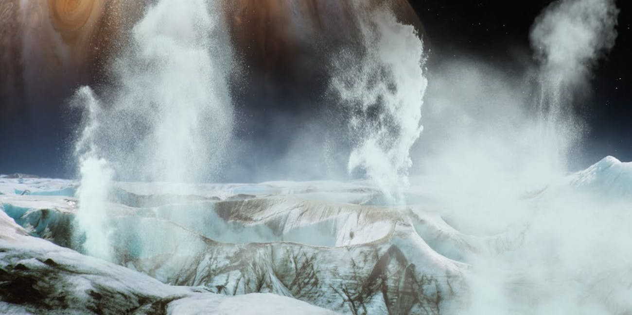 europa water plumes