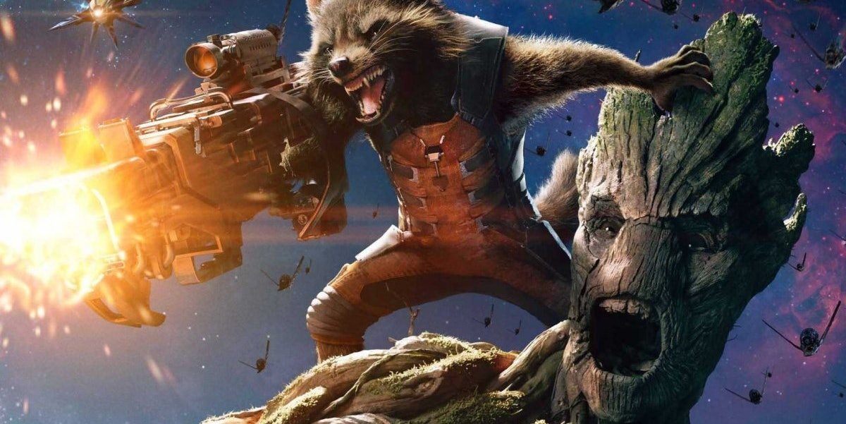 Possible 'Rocket and Groot' Spin-Off Could Use the Comics