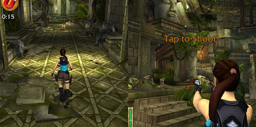 'Lara Croft: Relic Run'