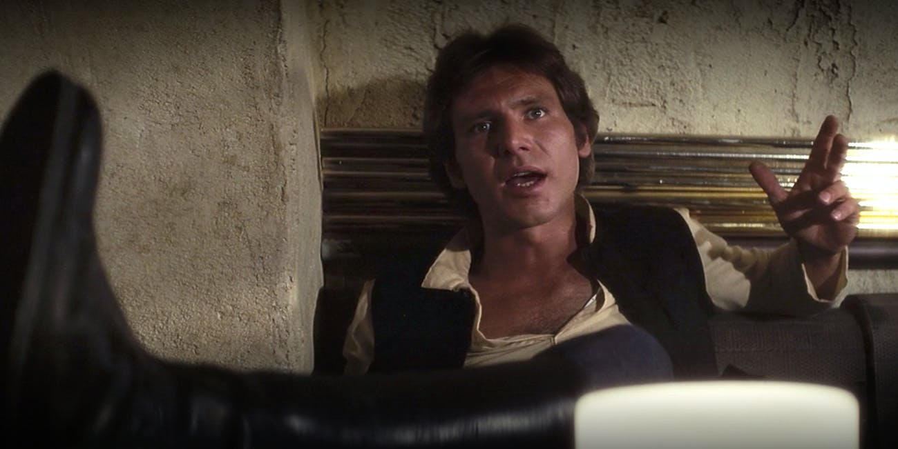 Star Wars Han Solo Disney Plus