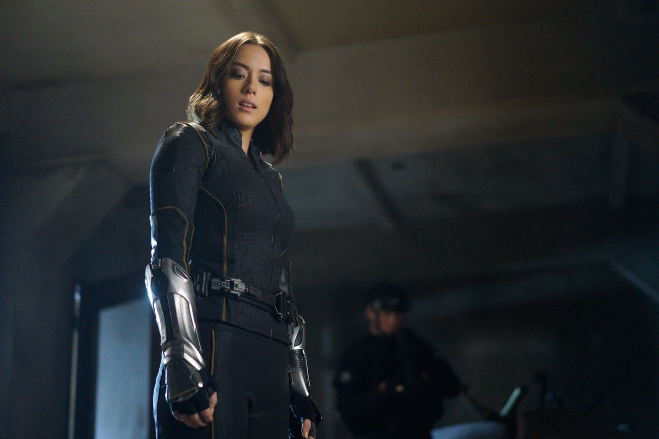 Chloe Bennet in 'Agents of S.H.I.E.L.D.'