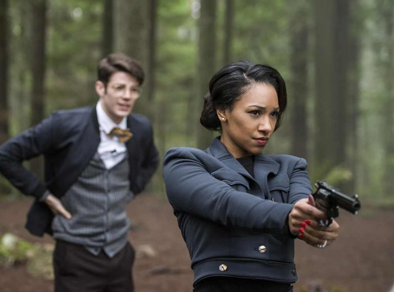 Earth-2 Iris West-Allen would be a valuable member of the team.