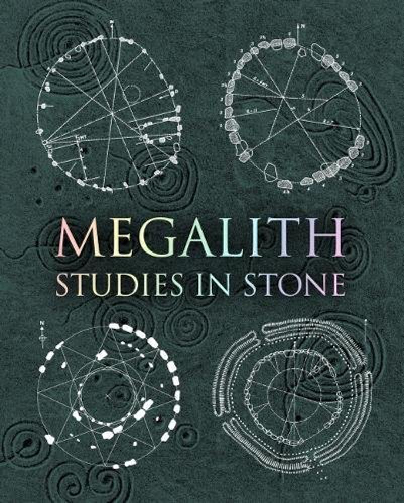 """Cover for """"Megalith: Studies in Stone'"""
