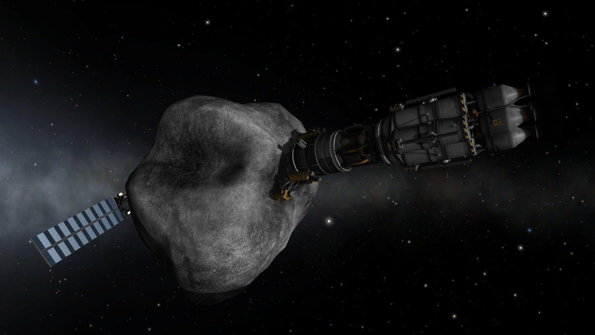 asteroid mining machinery - HD1665×1075