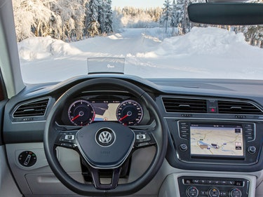 New Volkswagen Windshield Won't Frost Because There's Silver in It
