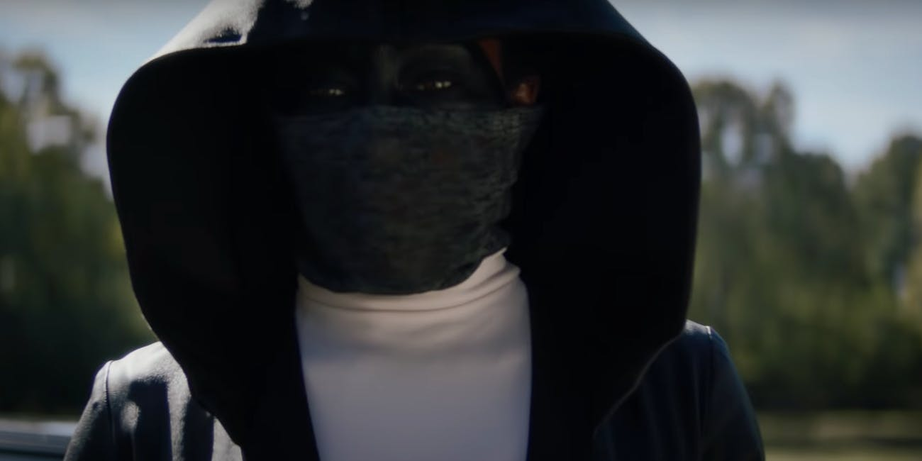 Regina King as Angela Abar in HBO's 'Watchmen'