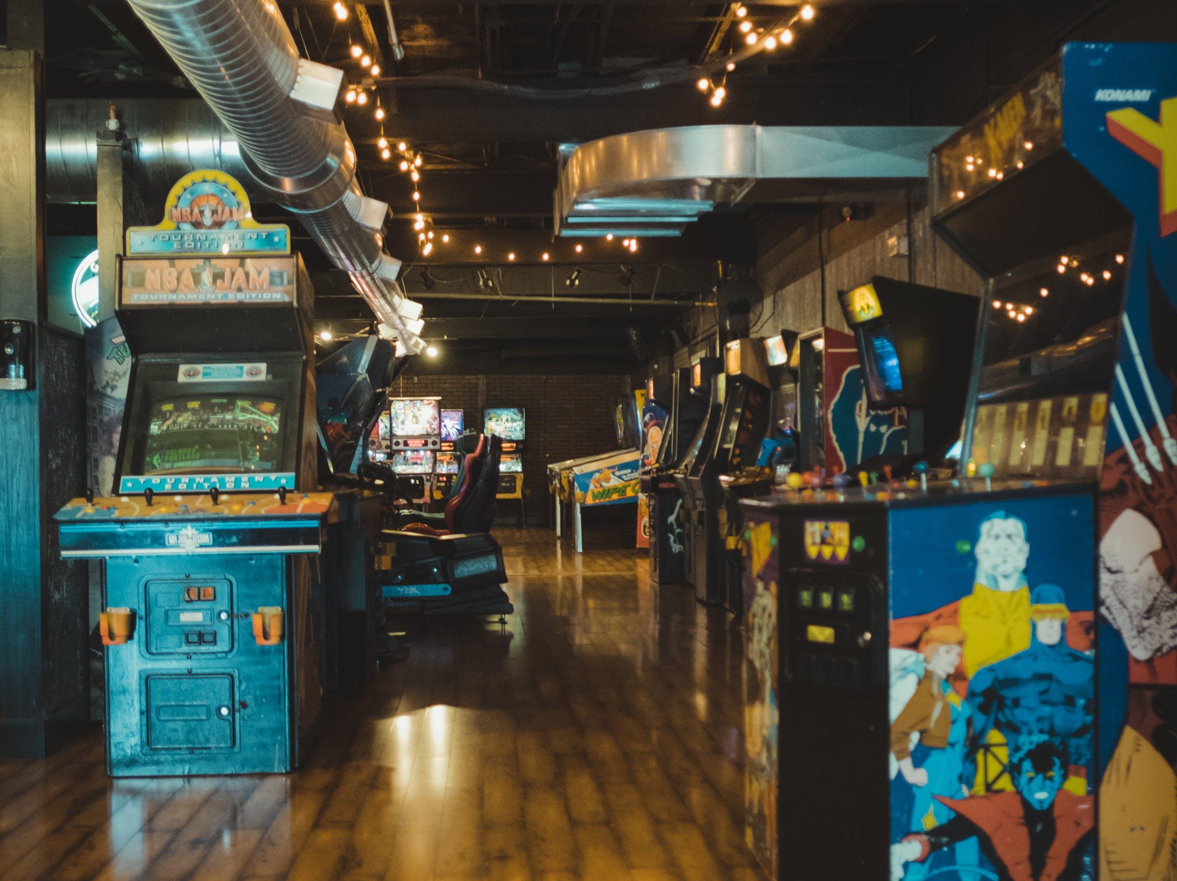 retro gaming nostalgia