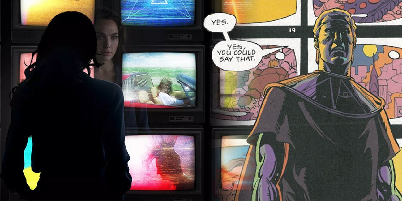 Wonder Woman 84 Watchmen