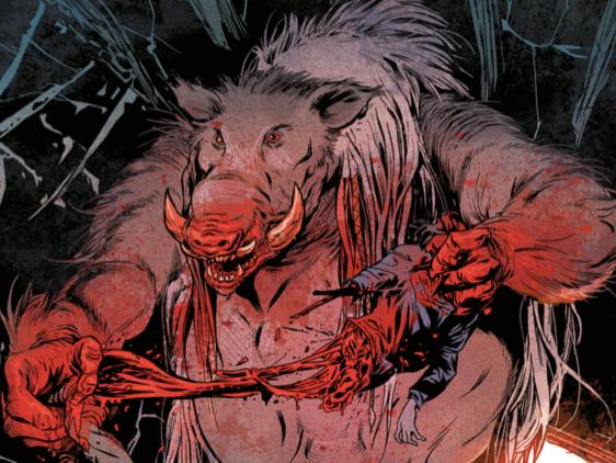 Image's 'Cry Havoc' Tears Superhero Stories Limb From Limb