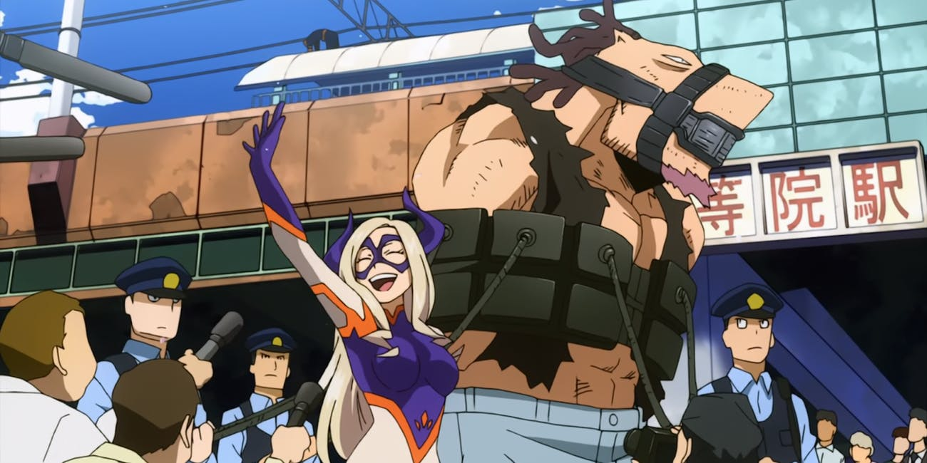 My Hero Academia' Characters: Should Superheroes Be Paid for Their
