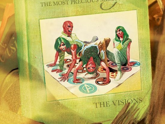 R.I.P. 'The Vision', Marvel's Best Comic Book Of 2016