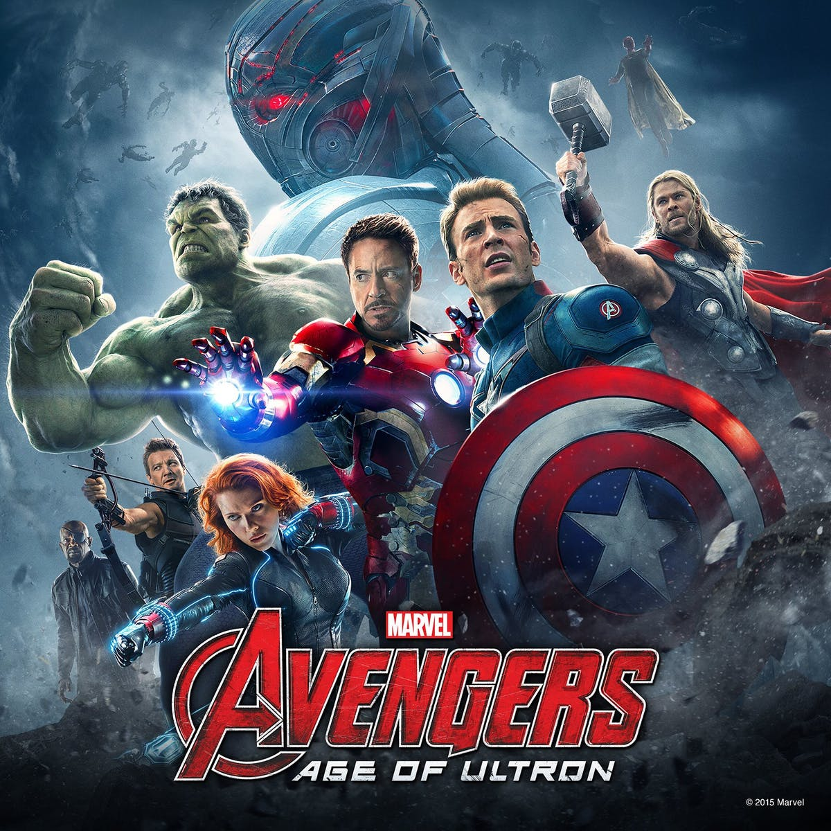 Who Should Play The Avengers in the Marvel Movies When The Avengers